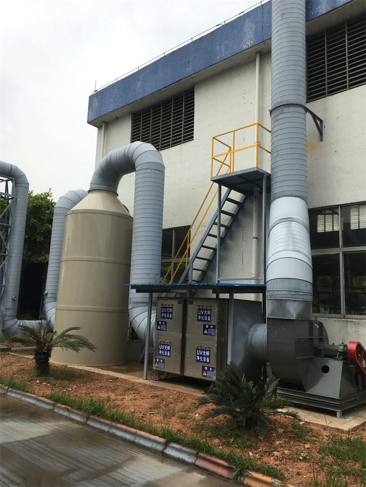 有机废气处理系统