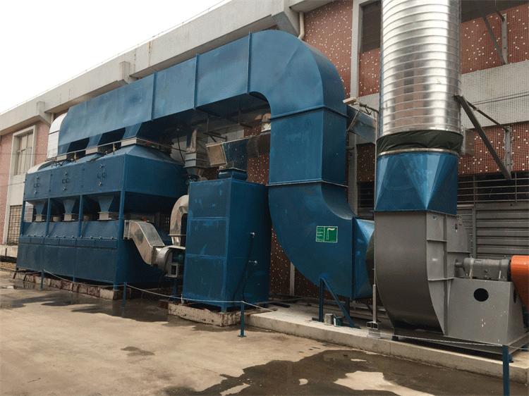 印刷废气RCO处理系统