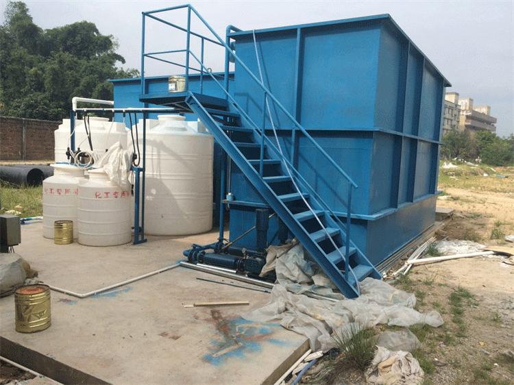 喷漆废水一体化处理设备