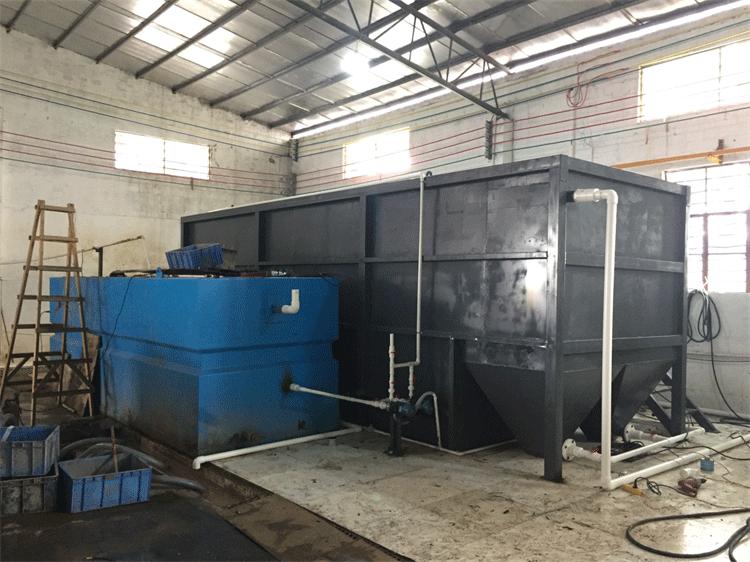 洗碗厂废水处理一体化设备